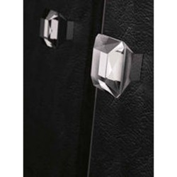 BOUTON DE TIRAGE DIAMOND NOIR