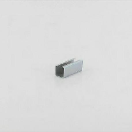 Fourreau de 20 mm de long, adaptateur de carré de 7 à 8 mm