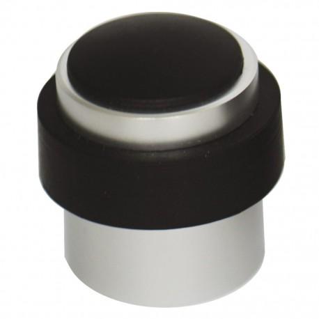 Butoir de sol cylindrique finition inox D30XL37 mm lot de 3