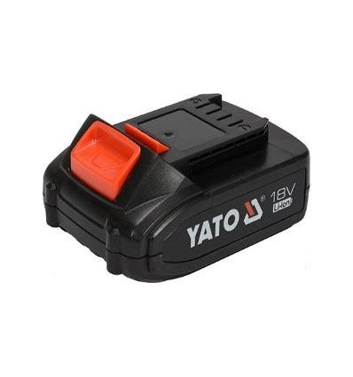 Batterie YATO 18V Li-ion 2 AH