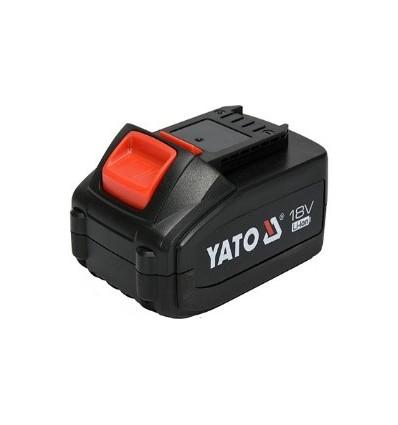 Batterie YATO 18V Li-ion 4 AH