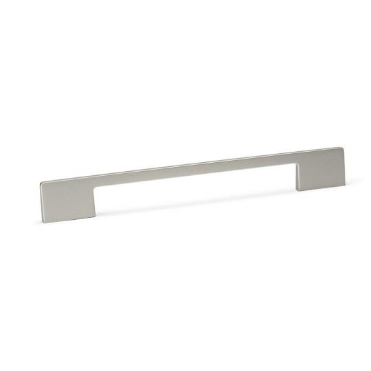 Poignée de meuble fine DINO, aluminium