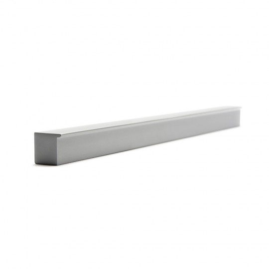 Poignée de meuble STEP, aluminium