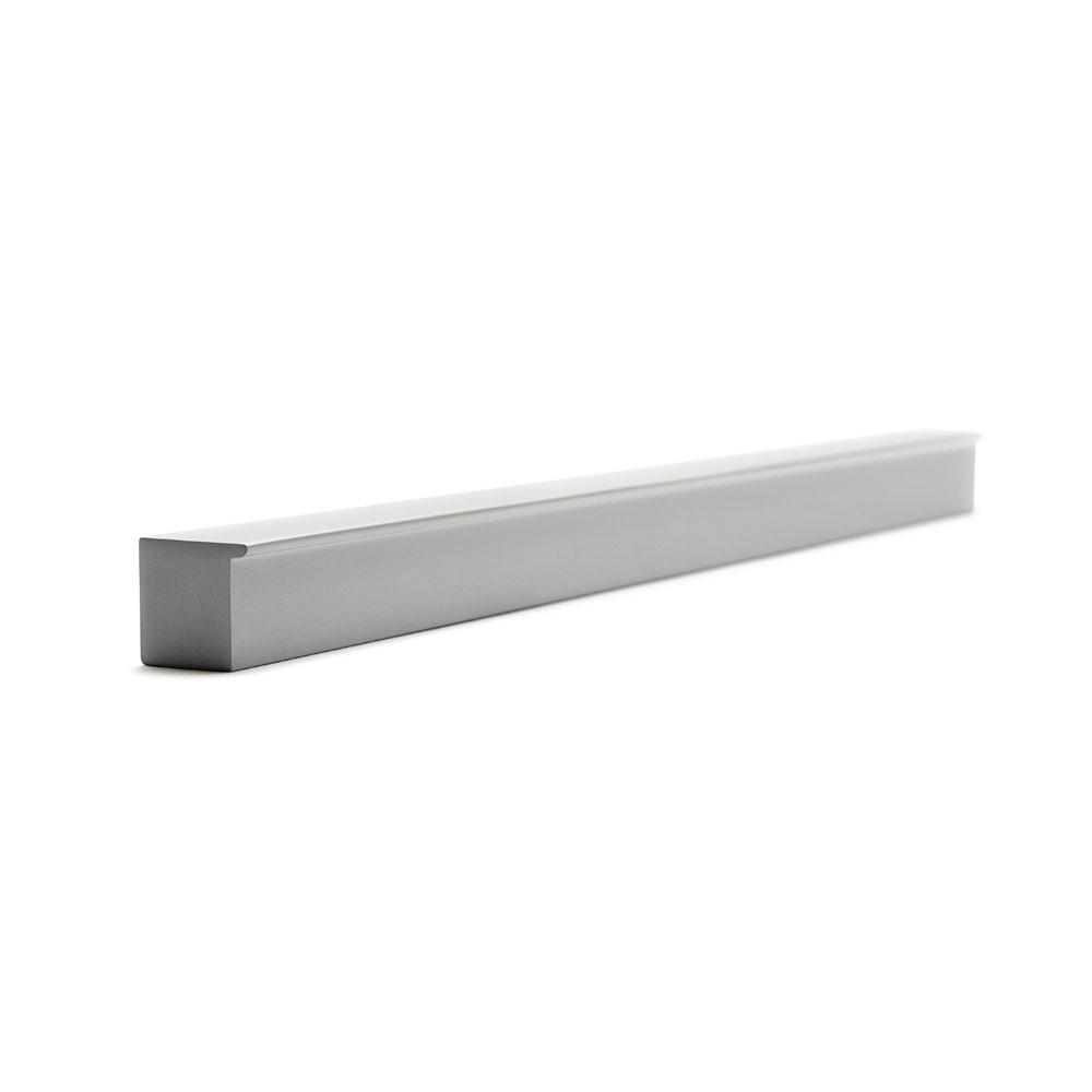 poign e de meuble step aluminium. Black Bedroom Furniture Sets. Home Design Ideas