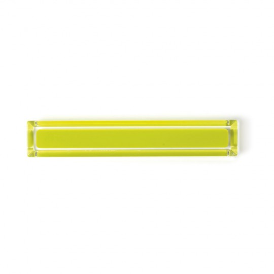 POIGNEE DE MEUBLE CORE 61 MM LIME