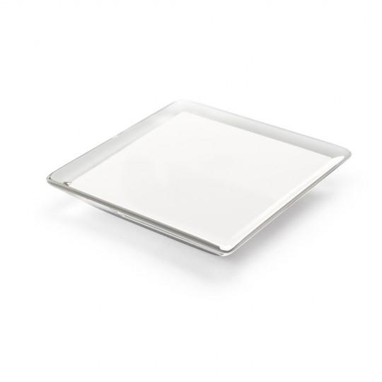 Bouton de meuble PYRAMIDE blanc